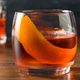 Alcoholic Red Negroni Cocktail - PhotoDune Item for Sale