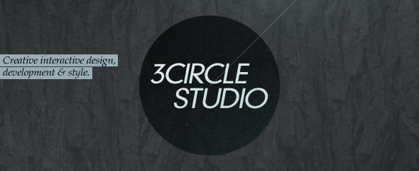 3circle studio banner