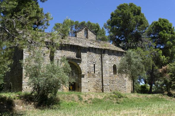 saint germain chapel, France - Stock Photo - Images