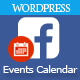 Facebook Events Calendar For WordPress - CodeCanyon Item for Sale