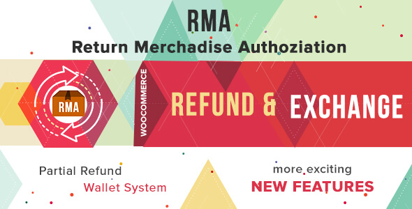 WooCommerce Refund And Exchange With RMA - CodeCanyon Item for Sale