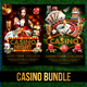 Casino Bundle - GraphicRiver Item for Sale