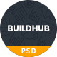 Buildhex Construction/Renovation/Interior PSD Template - ThemeForest Item for Sale