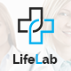 Lifelab - Health & Medical HTML Template - ThemeForest Item for Sale