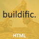 Buildific - Factory and Industrial HTML Template - ThemeForest Item for Sale