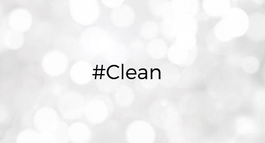 #Clean