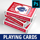 Playing Cards and Box Mockup - GraphicRiver Item for Sale