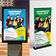 Admission Fair Signage Bundle - GraphicRiver Item for Sale