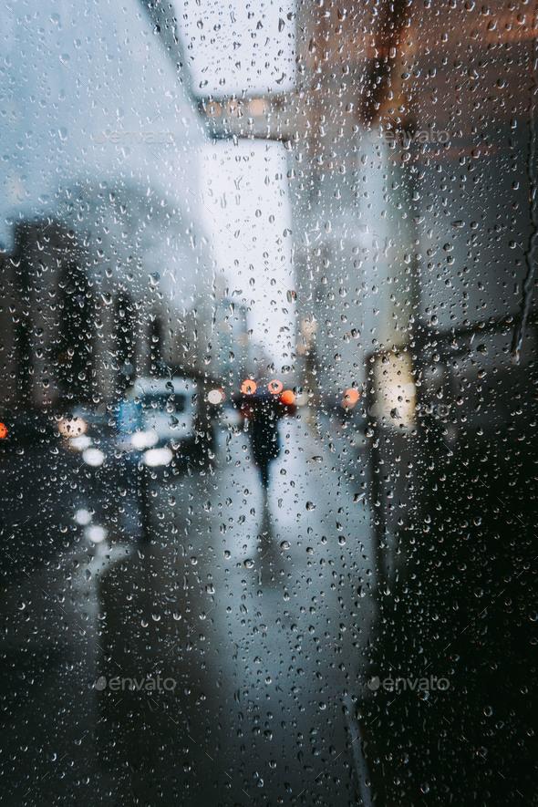 Rainy Day - Stock Photo - Images