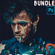 HDR Photoshop Action Bundle-Graphicriver中文最全的素材分享平台