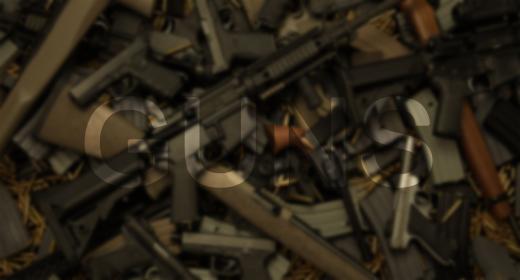 Guns 3D Models