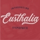 Eusthalia Typeface | 2 Styles - GraphicRiver Item for Sale