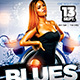 Blues Night Flyer - GraphicRiver Item for Sale