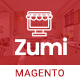 Zumi - Flexible and Modern Kitchen Appliance Magento 2 Theme - ThemeForest Item for Sale