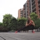 Young Woman Doing Workout. - VideoHive Item for Sale