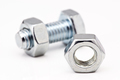 metalic nuts and bolts - PhotoDune Item for Sale