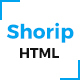 Shorip - Personal Portfolio Template - ThemeForest Item for Sale