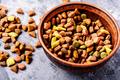 Pet food in bowl - PhotoDune Item for Sale