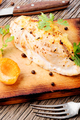Grilled chicken with apricot - PhotoDune Item for Sale