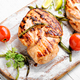 Roast chicken breast with lime - PhotoDune Item for Sale