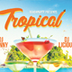 Tropical Party - GraphicRiver Item for Sale