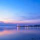 Sky twilight at Nathon Pier in Ko Samui - PhotoDune Item for Sale