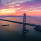 San Francisco-Oakland Bay Bridge at Sunrise - PhotoDune Item for Sale