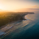 Aerial View of Dana Point Coastline at Sunrise - PhotoDune Item for Sale