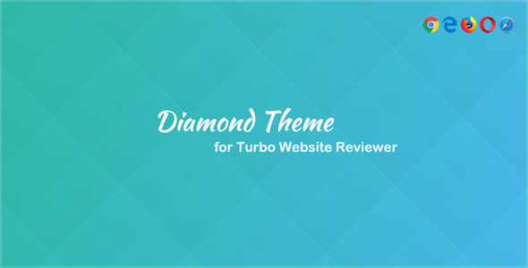 Diamond Theme for Turbo Website Reviewer - CodeCanyon Item for Sale