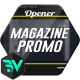 Magazine Promo | Sport Life - VideoHive Item for Sale