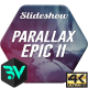 Parallax Epic Slideshow II - VideoHive Item for Sale