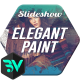 Elegant Paint Slideshow - VideoHive Item for Sale