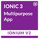 Ionium 2 - Ionic Multipurpose App using Ionic 3 - CodeCanyon Item for Sale