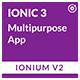 Ionium 2 - Ionic Multipurpose App using Ionic 3 - CodeCanyon Item for Sale