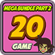 Mega Bundle 20 Game Part 2 - CodeCanyon Item for Sale