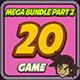Mega Bundle 20 Game Part 2 - CodeCanyon Item for Sale