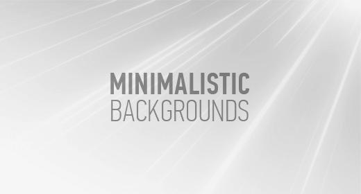 Minimalistic BG