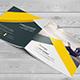 Bi-fold Square Brochure Bundle 3 in 1