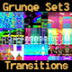 Grunge Transitions Set 3 - VideoHive Item for Sale