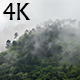 Mist Over Mountain Trees - VideoHive Item for Sale