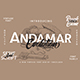Andamar Font Family - GraphicRiver Item for Sale