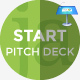 Pitch Deck Start Keynote Template - GraphicRiver Item for Sale