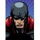Superhero Portrait Ray Light - GraphicRiver Item for Sale