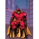 Superhero Sitting in City - GraphicRiver Item for Sale