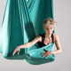 Woman wrapped in aerial yoga blanket - PhotoDune Item for Sale