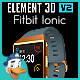 Fitbit Ionic for Element 3D