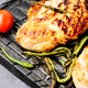 Grilled healthy chicken breasts - PhotoDune Item for Sale