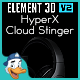HyperX Cloud Stinger for Element 3D