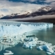 Glacier Perito Moreno National Park in Autumn. Argentina, Patagonia - VideoHive Item for Sale