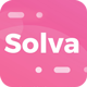 Solva Powerpoint Template - GraphicRiver Item for Sale